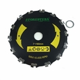 """Forester Chainsaw Tooth Brushcutter Blade - 7"""" Diameter x 1"""" or 20mm Arbor"""