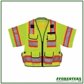 Forester Class 3 Heavy Duty Surveyor Vest - #Vest35