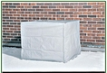"""W.J. Dennis Square Central Air Conditioner Cover - 30""""(H) x 34""""(W) x 34""""(D)"""