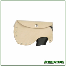 Forester Double Riveted Leather Axe Sheath