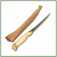 Eagle Claw 6 Wood Handle Fillet Knife #Ecf