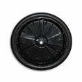 "Forester 10"" Plastic Wheel #M10wf"
