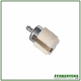 "Forester Replacement Fuel Filter - Fits 3/16"" Fuel Line"