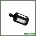 "Forester Replacement Fuel Filters - Fits 3/16"" Fuel Line"