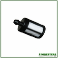 "Forester Replacement Fuel Filters - Fits 1/4"" Fuel Line Big Body"