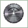 """Forester 50 Tooth Carbide Tip Brush Blade - 10"""" x 1"""" / 20mm Arbor -  FORCB1050"""