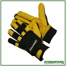Forester 100% Goat Skin Leather Palm Work Gloves #Fogl1008