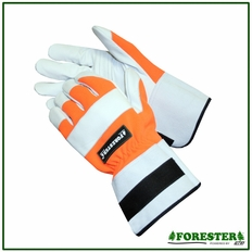 Forester 100% Natural Goatskin Leather Work Gloves #Fogl1022