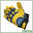 Forester 100% Synthetic Leather Work Gloves #Fogl1017