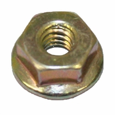 Forester 100pk Stihl Big Bar Stud Nut W/Flange #G-8x19fa