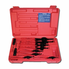 Forester 11 Piece Pro Snap Ring Pliers Set - #Srp11