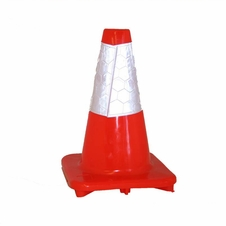 """Forester 12"""" Pvc Safety Cone - #Forst2223"""