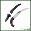 "Forester 13""(330MM) Platinum Curved Saw w/ Handle and Scabbard"