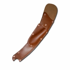 "Forester 13"" Saw Blade & Pruner Leather Holster - #For2681"