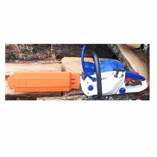 """Forester 17"""" Bar Guard w/ Built in Tool Maintenance Box"""