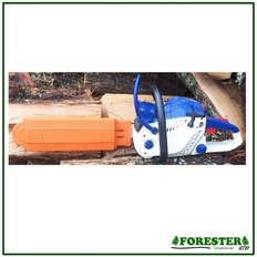 "Forester 17"" Bar Guard w/ Built in Tool Maintenance Box"