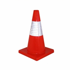 """Forester 18"""" Pvc Safety Cone - #Forst2224"""