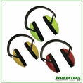 Forester 23db Foldable Ear Muffs - Yellow