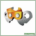 "Forester 3/8"" .058 Carbide Insert Chain - (BIG 3/8"")"