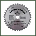 """Forester 32 Tooth Carbide Tip Brush Blade - 8"""" x 1"""" / 20mm Arbor - FORCB0129"""