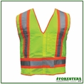 Forester 3m Reflective Solid Body Vest - Vest9