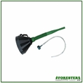 Forester 4-Piece Funnel Set With Steel Screen #F19400