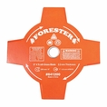 """Forester 4 Tooth Brush Cutter Blade - 8"""" Diameter x 1"""" or 20mm Arbor"""