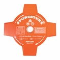 "Forester 4 Tooth Brush Cutter Blade - 8"" Diameter x 1"" or 20mm Arbor"