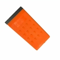 "Forester 5"" High Impact Steel Headed Spiked Felling Wedge - Orange"