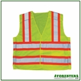 Forester 5-Point Tear-away Class 2 Vest Velcro Front - Vest33