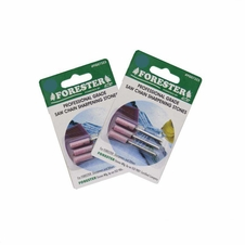 Forester Non-Threaded Grinding Stones - 3 Pack