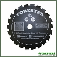 "Forester 9"" 22 Tooth Brushcutter Blade #Formaxi22525"
