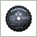 """Forester 9"""" 24 Tooth Brushcutter Blade #Forxrt22525"""