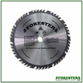 "Forester 50 Tooth Carbide Tip Brush Blade - 9"" x 1"" / 20mm Arbor -  FORCB950"