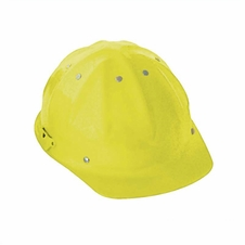Forester Aluminum Cap Style Hard Hat - Yellow