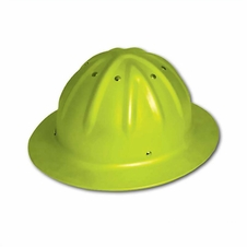Forester Aluminum Full Brim Hard Hat