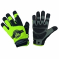 Forester Hi-Vis Arborist Rope/Climbing Glove - Cut Level 4 Protection