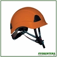 Forester Arborist Climbing Helmet - Orange
