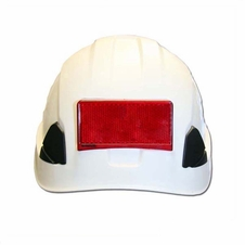 Forester Arborist Helmet Square Reflector Attachment