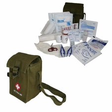 Forester Army Style Camping First Aid Kit - #Fa105