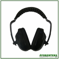 Forester Black Ear Muffs - #Formb