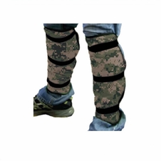 Forester Brush Gaiters Trimmer Debris Protection - Camo