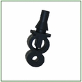 Forester Buffer Rubber Support #For-6028