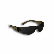 Forester Camo Safety Glasses - Smoke & Yellow Lenses