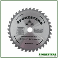"Forester 36 Tooth Carbide Tip Brush Blade - 9"" x 1"" / 20mm Arbor -  FORCB0131"