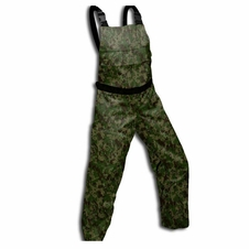 Forester Chainsaw Protective Chap Bibs - Digital Camo