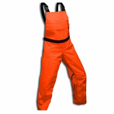 Forester Chainsaw Protective Chap Bibs - Orange