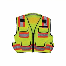 Forester Class 2 Heavy Duty Sleeveless Surveyor Vest