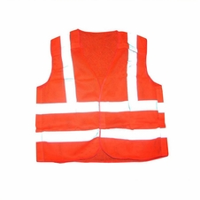 Forester Class 2 Tear-away Safety Vest Mesh Body - Orange - Vest3o