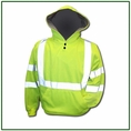 Forester Double Weight Class 3 Pullover Hooded Sweatshirt - DWC3HOOD